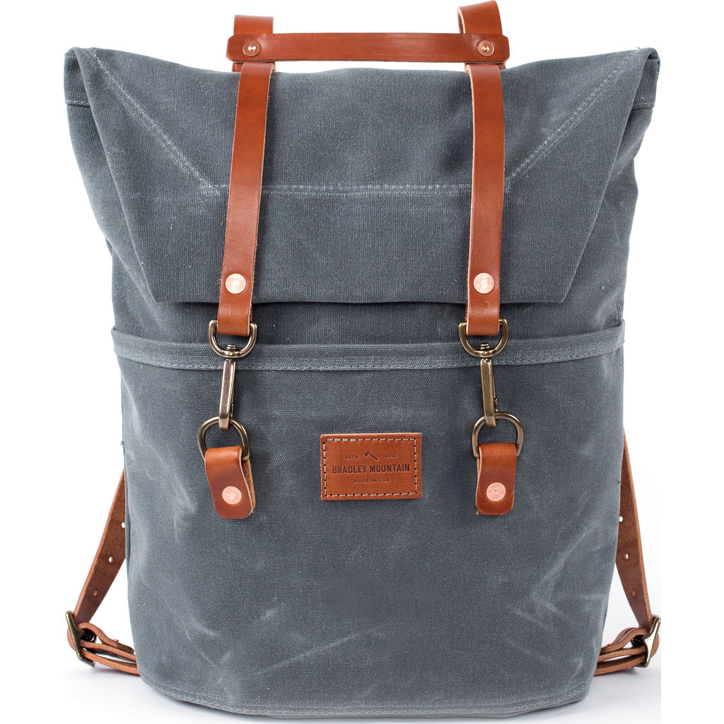 Bradley Mountain Scout Backpack | Charcoal