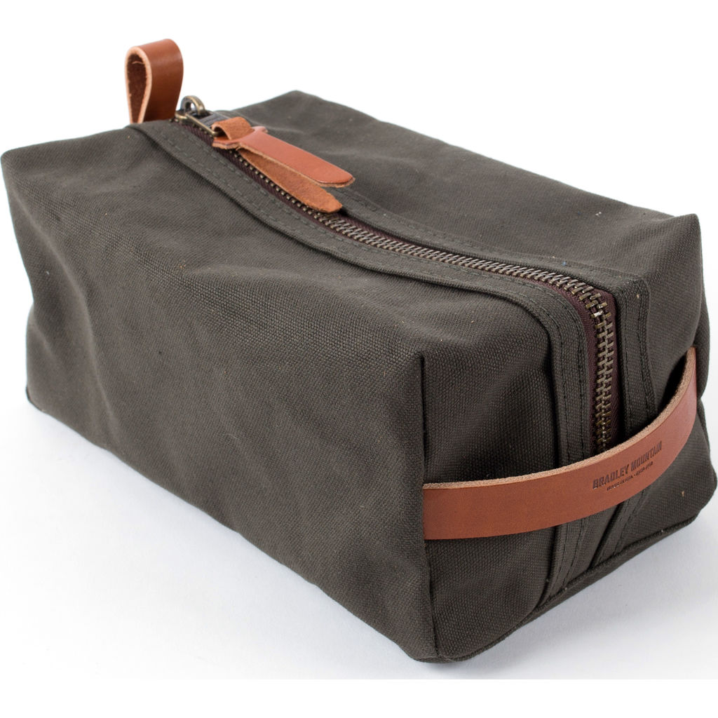Bradley Mountain Dopp Kit | Drab