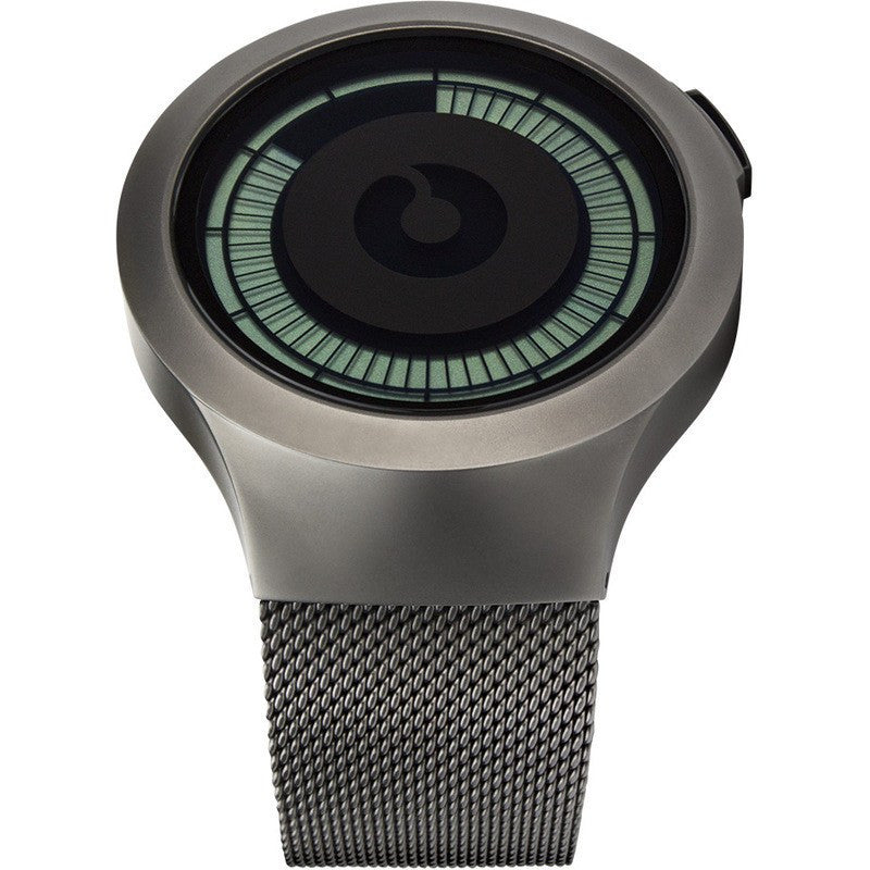 ZIIIRO Saturn Gunmetal Watch | Z0008WG