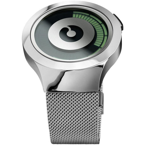 ZIIIRO Saturn Silver Watch | Z0008WSS