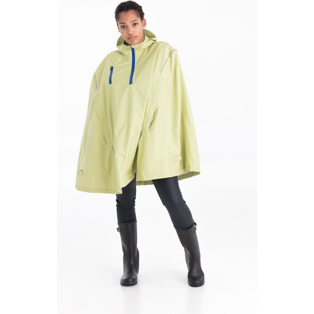 Cleverhood Rain Cape | Seabee Yellow