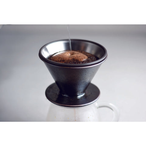 Kinto SCS 2 Cups Brewer | Black 27521