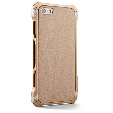 ElementCase Sector 5 iPhone 5/5s Case Gold/White