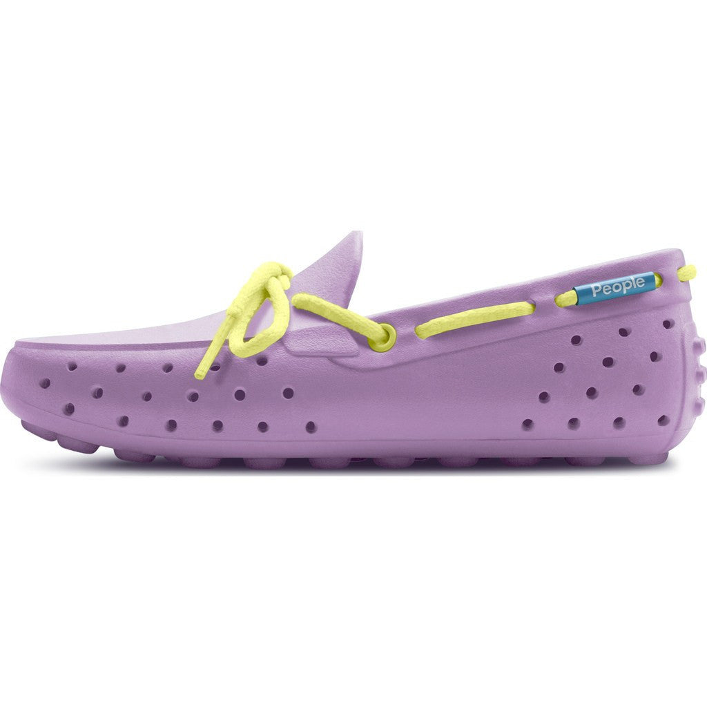 People Footwear Senna Junior Shoes | Orchid Purple/Nuance Yellow