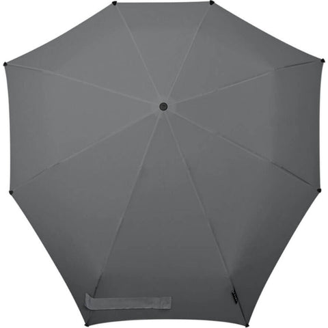 Senz Manual Umbrella - Silk Grey
