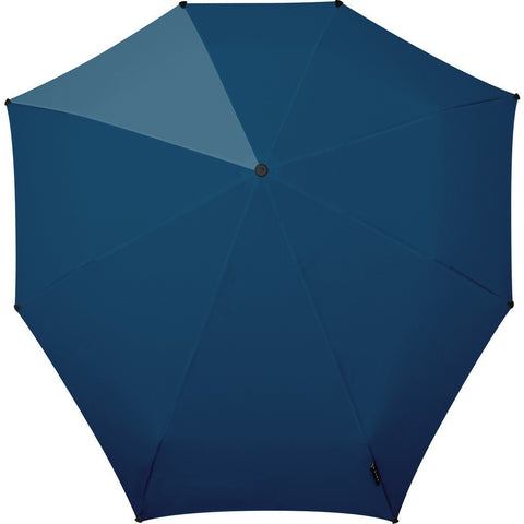 Senz Automatic Umbrella | Sporty Blue/Doubles-1021043
