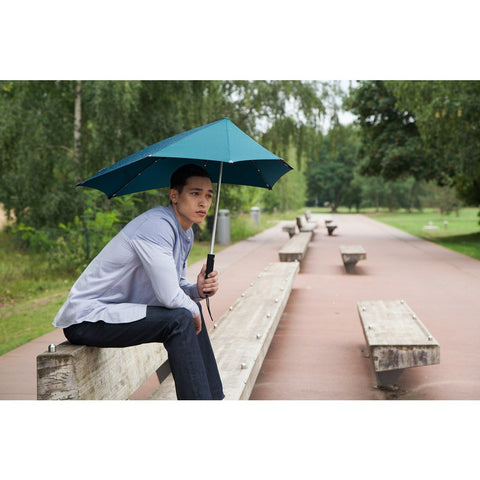 Senz Original Umbrella | Sporty Blue/Slices-2011082