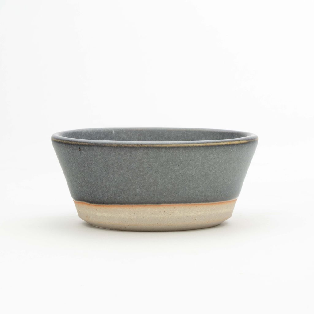 WRF Lab Stone Small Serving Bowl / Ash