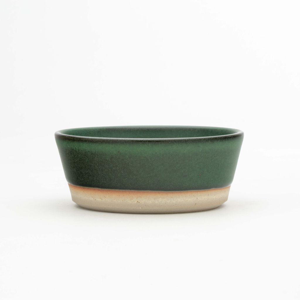WRF Lab Stone Small Serving Bowl / Wreath