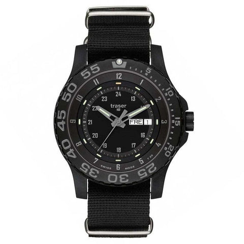 traser H3 Professional P6600 Shadow Men's Watch | Nato Strap