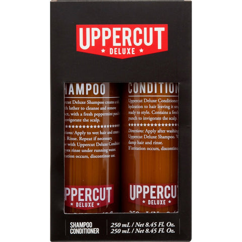 Uppercut Deluxe Duo Kit | Shampoo & Conditioner UPDCPK0038