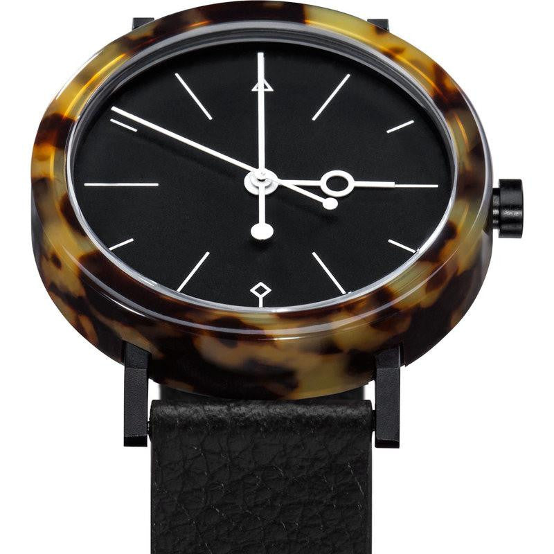 AARK Collective Shell Watch | Brown