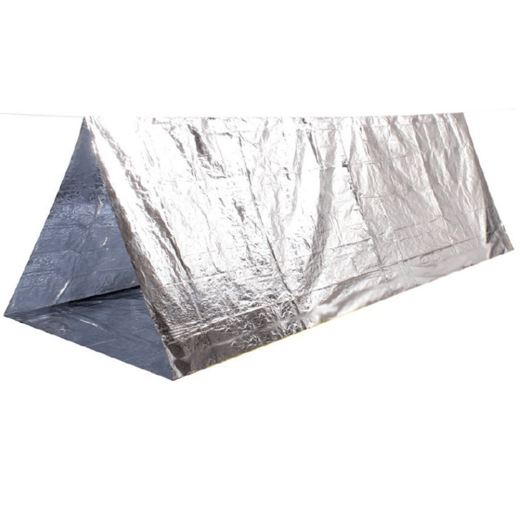VSSL Shelter Emergency Survival Tent | Silver
