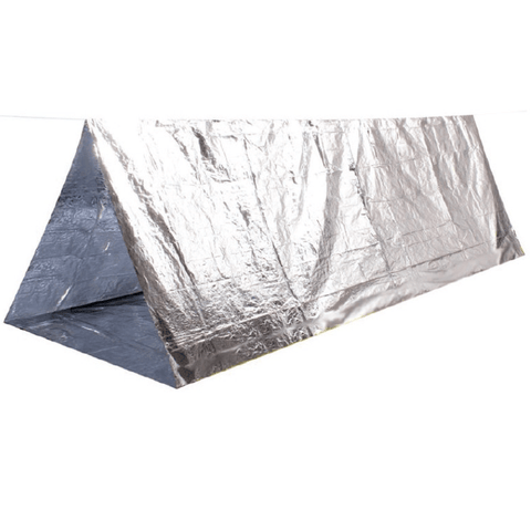 VSSL Shelter Emergency Survival Tent | White