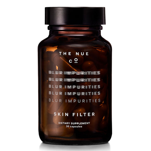 The Nue Co. Skin Filter Skincare Supplement | 30 Capsules