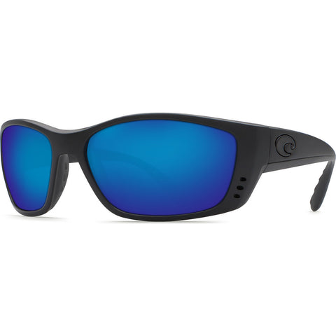 Costa Fisch Blackout Sunglasses | Blue Mirror 580P