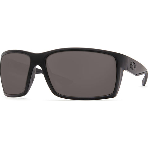 Costa Reefton Blackout Sunglasses | Gray 580P