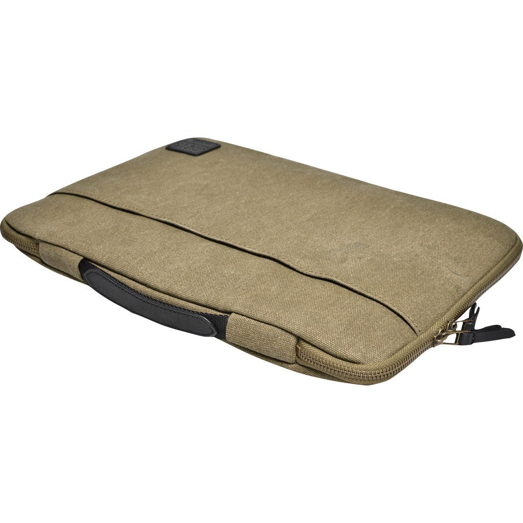 "Souve Bag Co Canvas 15"" Macbook Sleeve 
