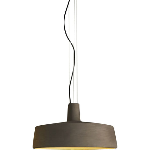 Marset Soho Pendant Light | Stone Gray