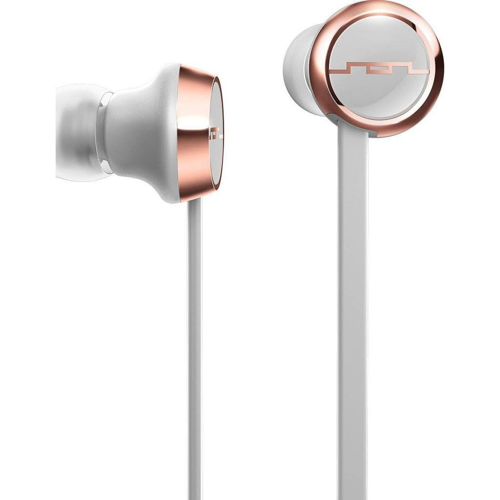 Sol Republic Shadow Wireless Earphones | Grey/Rose Gold SHDW GRY 1140-04 1N9864