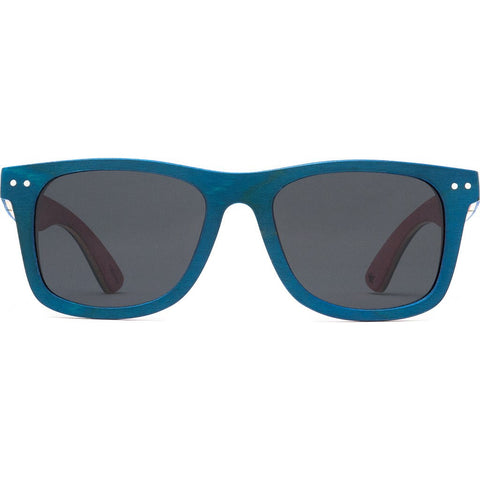 Proof Ontario Skate Sunglasses | Blue/Polarized sontusapol