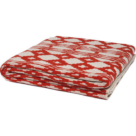 Stacy Garcia Southwest Eco Throw | Flax/Spice- SG-SW05