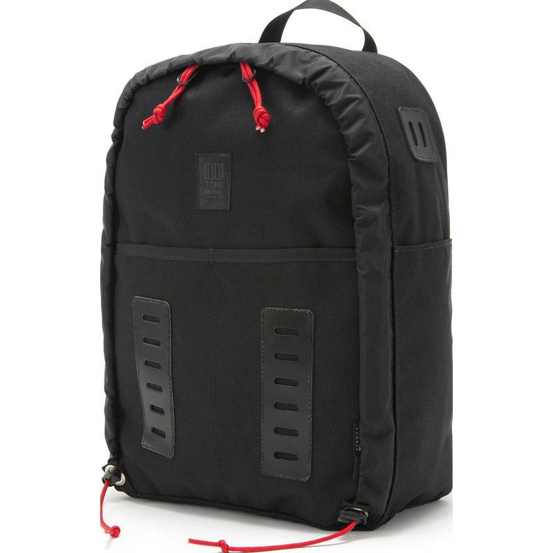 Topo Designs Span Daypack Backpack | Black