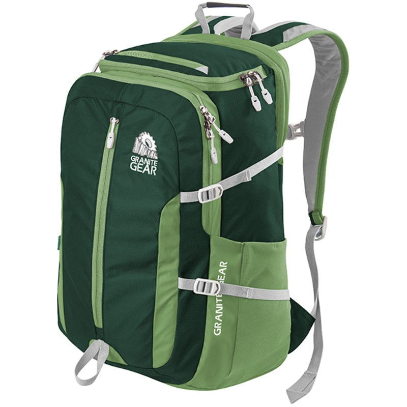 Granite Gear Splitrock Backpack | Boreal Green/Moss/Chromium