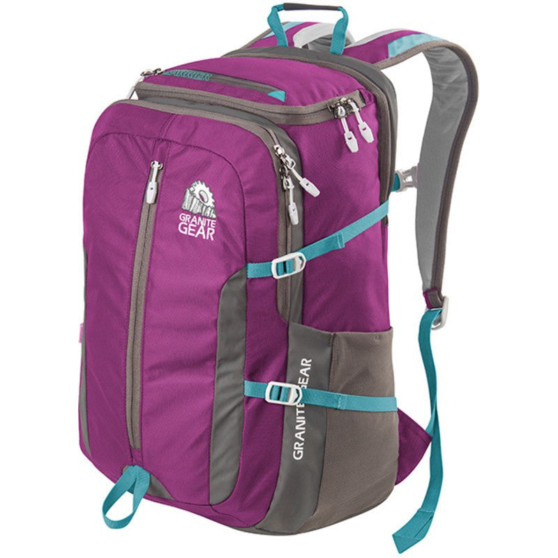 Granite Gear Splitrock Backpack | Verbena/Flint/Stratos