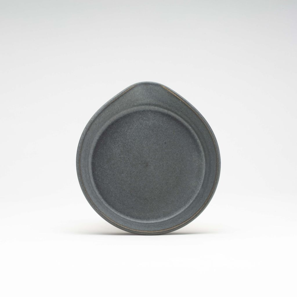 WRF Lab Stone Spoon Rest / Persimmon