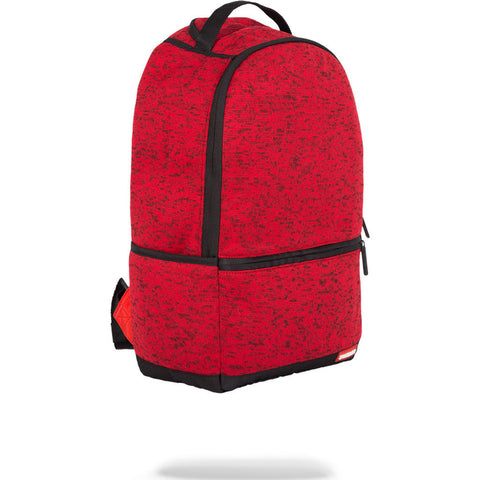 Sprayground Red Knit Backpack| Red-910B1233NSZ