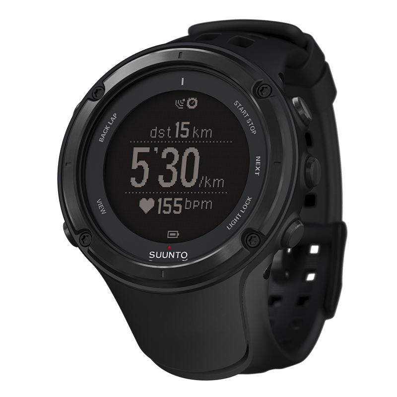 Suunto Ambit2 R Watch | Black