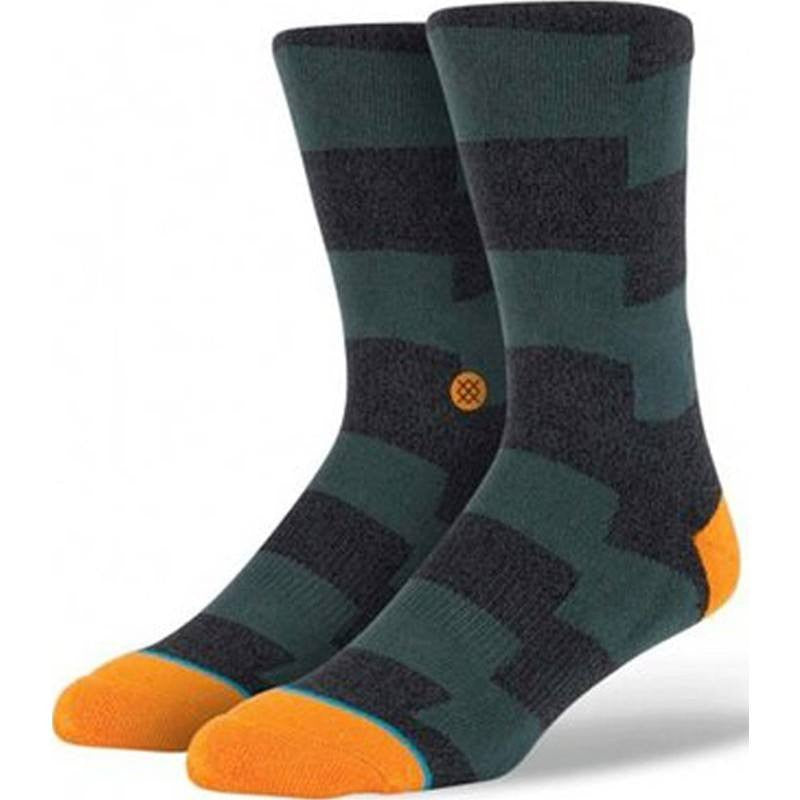Stance Dead Sea Men's Socks | Green L/XL