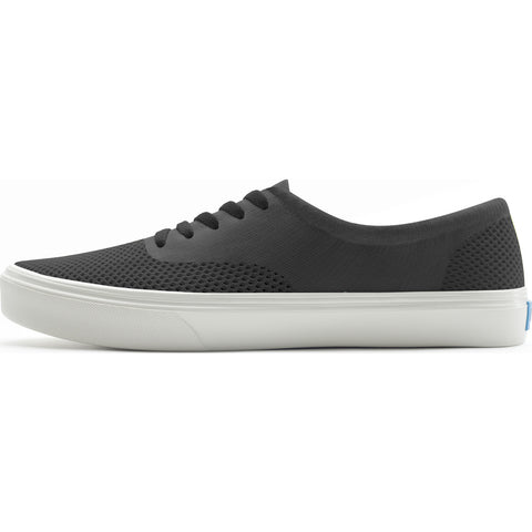 People Footwear Stanley Knit Men's Shoes Really Black/Picket White