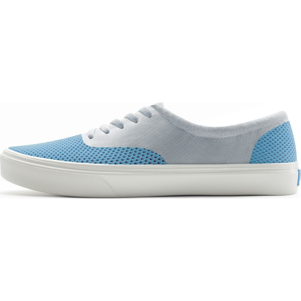 People Footwear Stanley Knit Men's Shoes | Social Blue/Gallery Grey