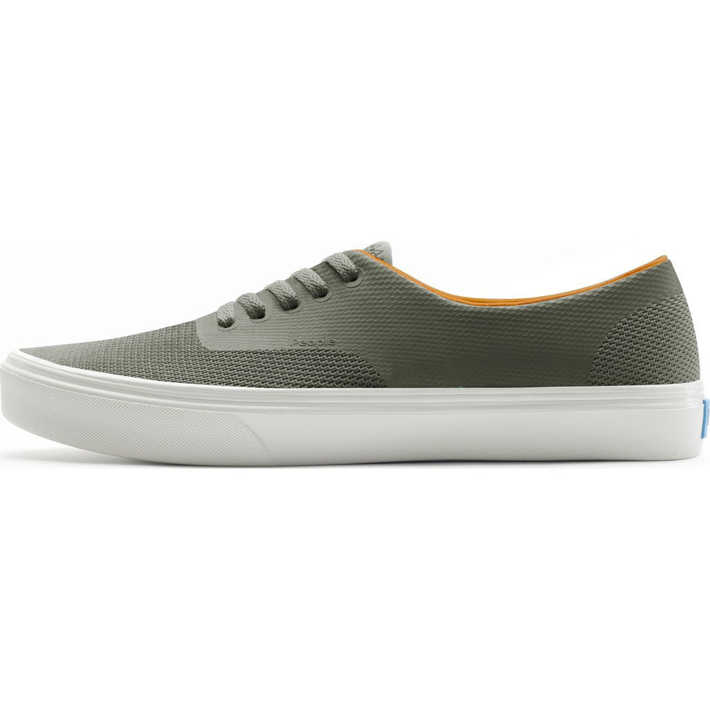 People Footwear Stanley Men's Shoes | Martini Green/Picket White
