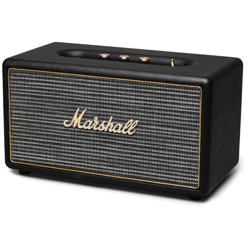Marshall Stanmore Bluetooth Compact Speaker System | Black