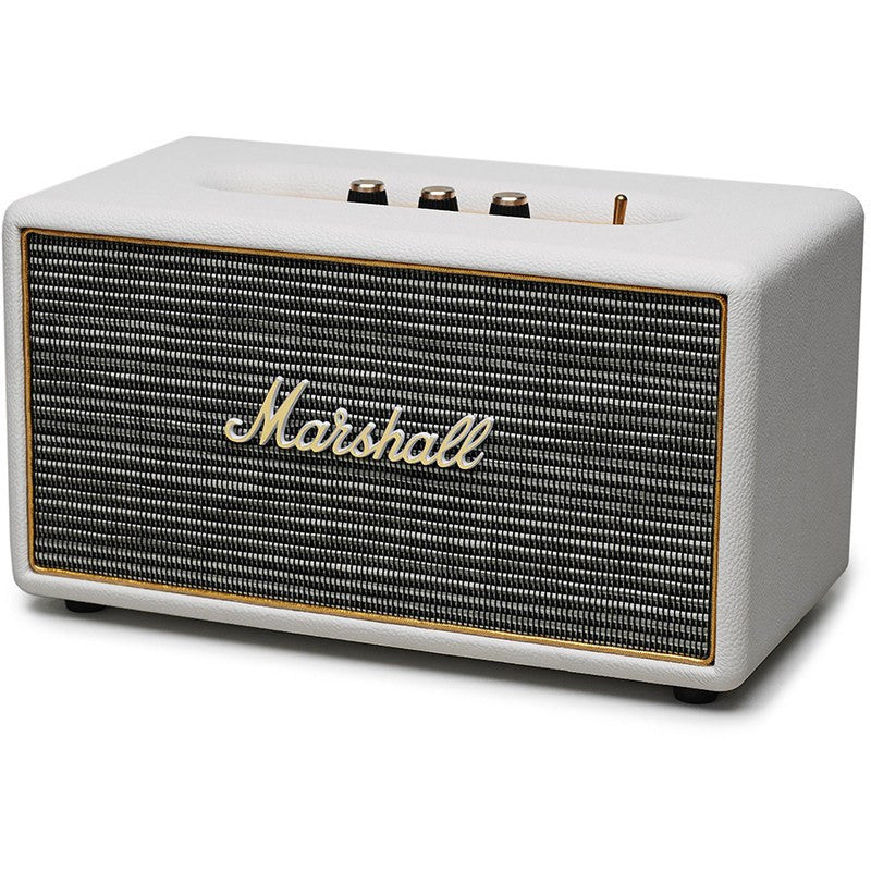 Marshall Stanmore Bluetooth Compact Speaker System | Cream