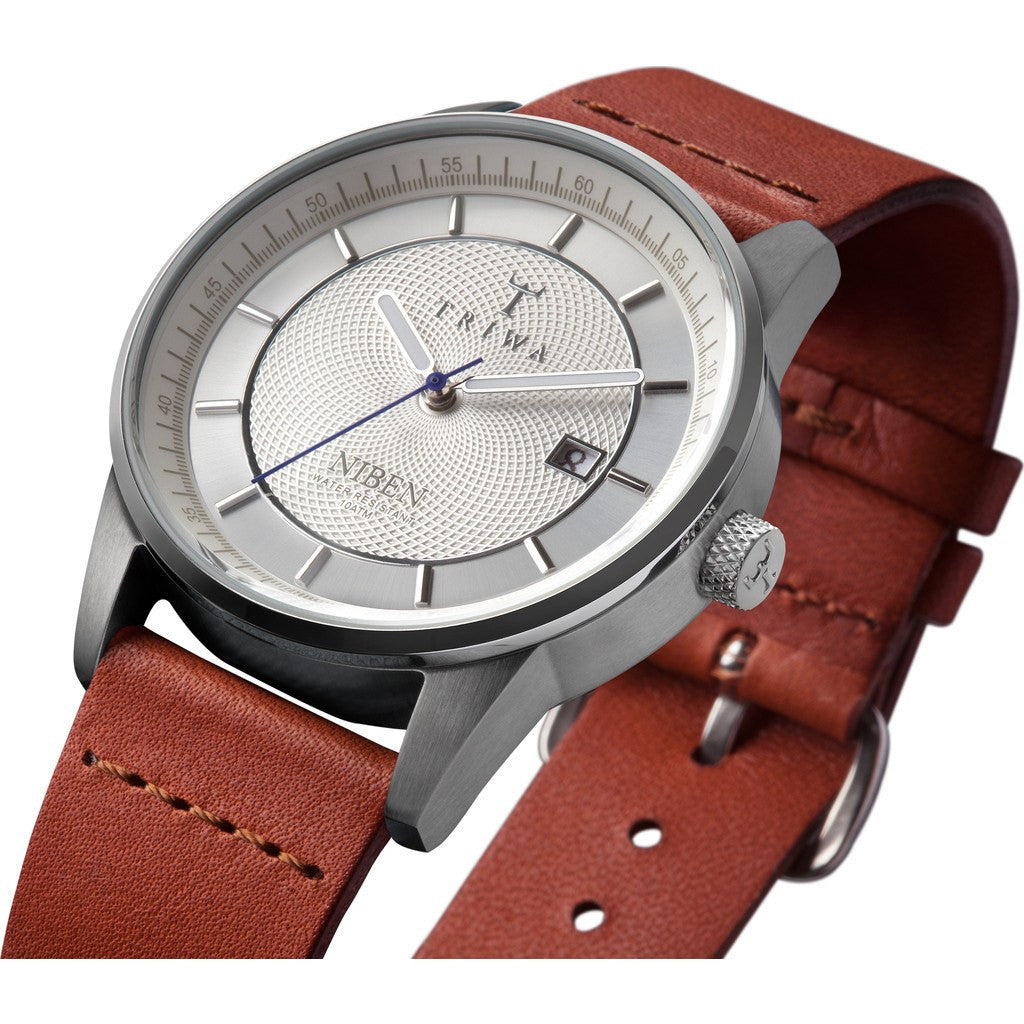 Triwa Stirling Niben Watch | Brown Classic NIST101-CL010212