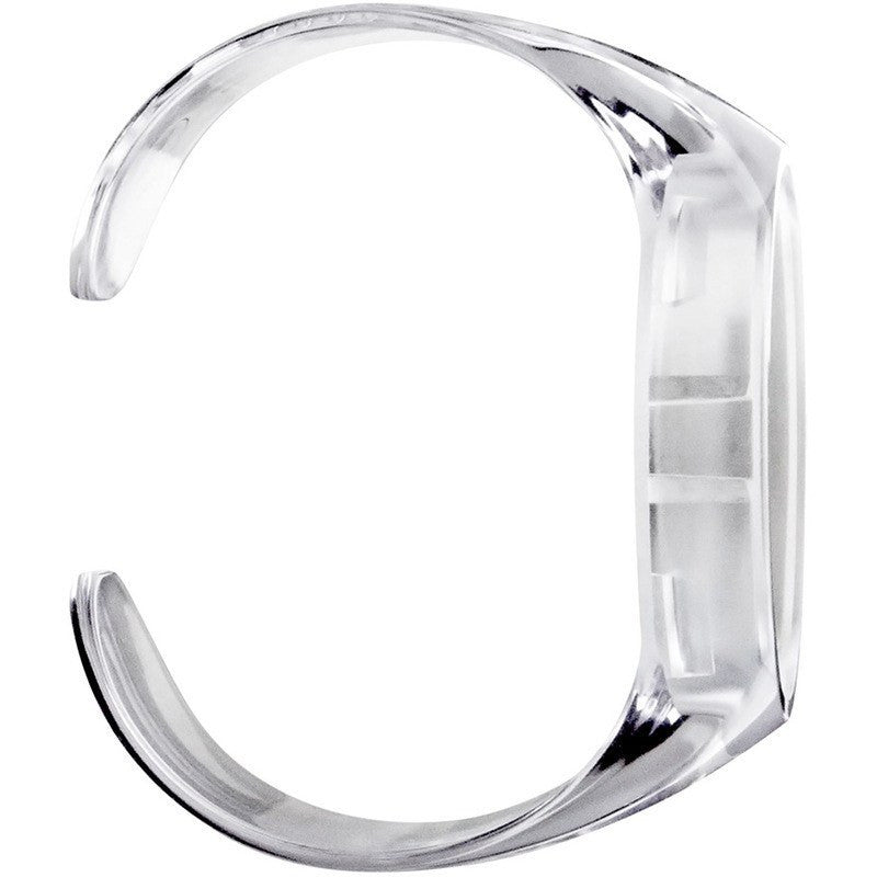 ZIIIRO Watch Strap Transparent | Z0007ST