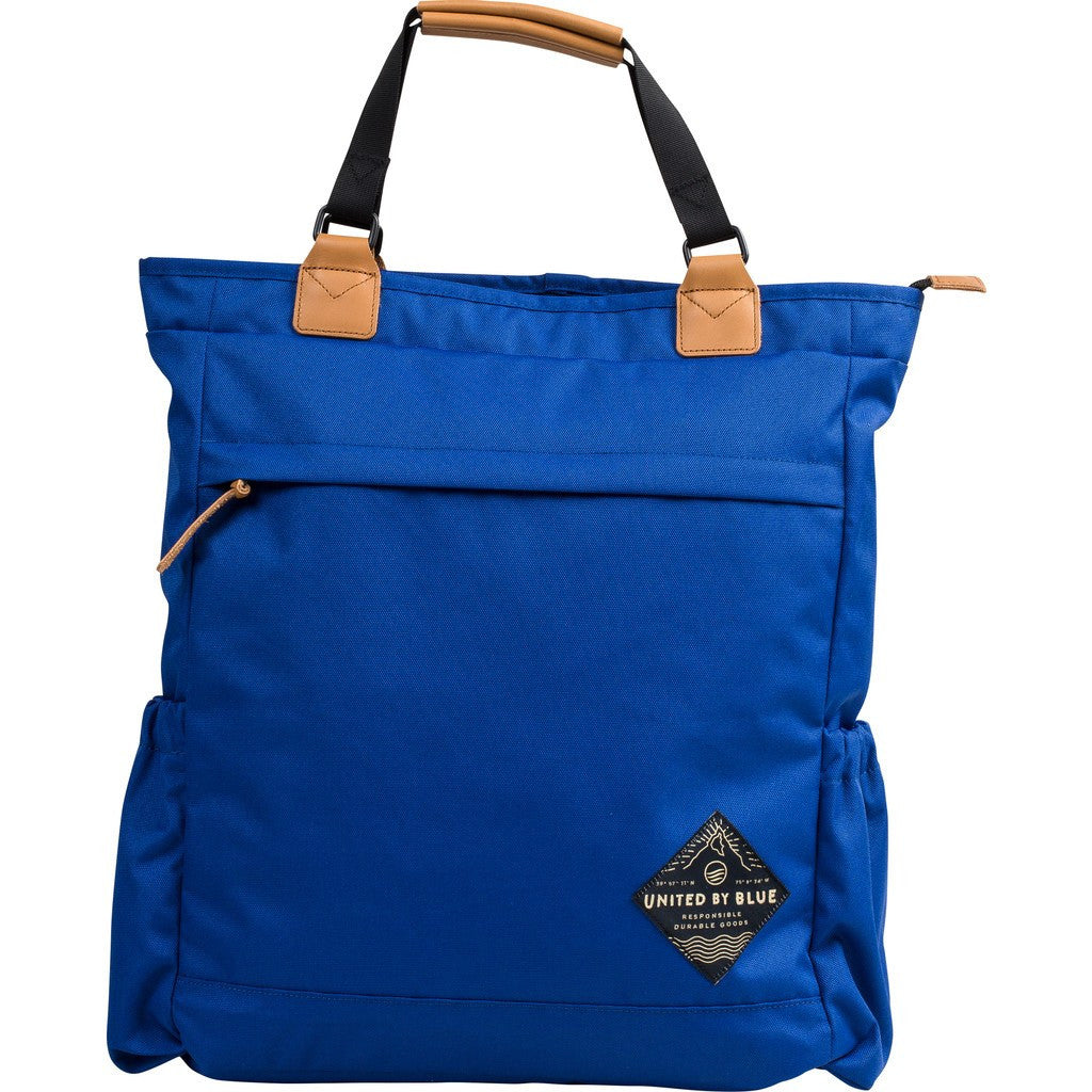United By Blue Summit Convertible Tote Pack | Blueprint SUMMITC-BP
