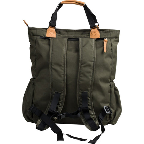 United By Blue Summit Convertible Tote Pack | Olive SUMMITC-OL