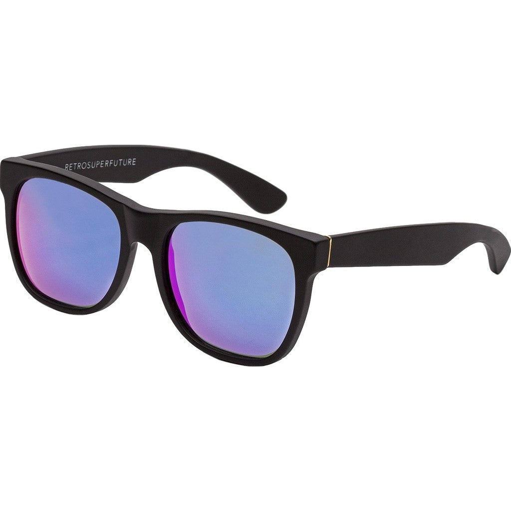RetroSuperFuture Classic Sunglasses | Black 166