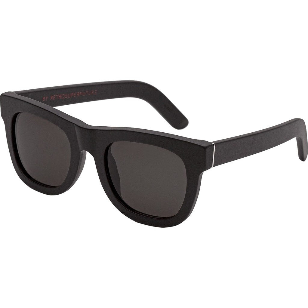 RetroSuperFuture Ciccio Sunglasses | Black Matte 79M