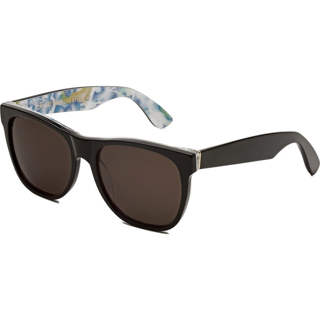 RetroSuperFuture Classic Sunglasses | Tutti Frutti Black BMB