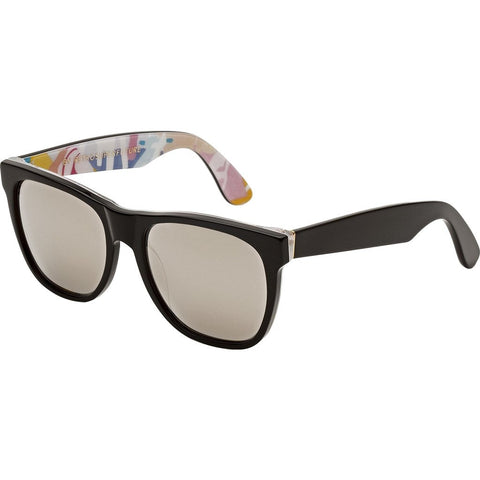 RetroSuperFuture Classic Sunglasses | Ferragosto Black T0E