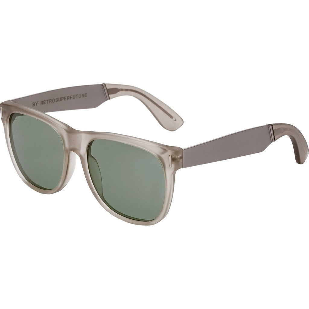 RetroSuperFuture Classic Sunglasses | Francis Industria Silver W94