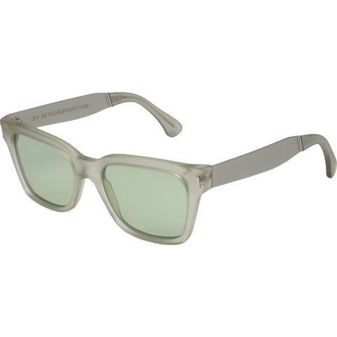 RetroSuperFuture America Sunglasses | Francis Industria Silver 0UP