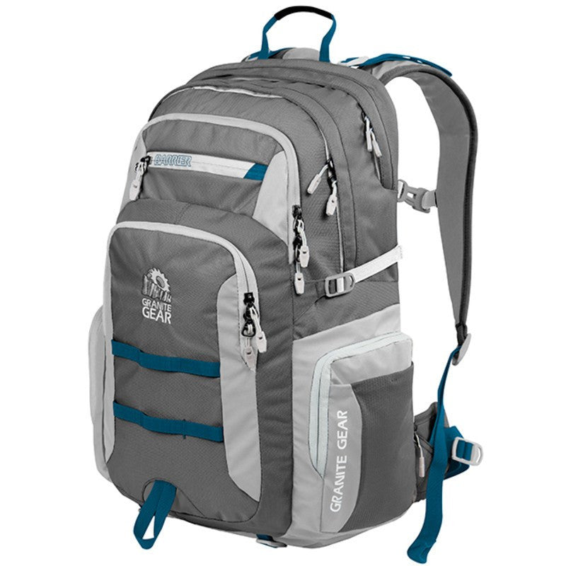 Granite Gear Superior Backpack | Flint/Chromium/Bleumine