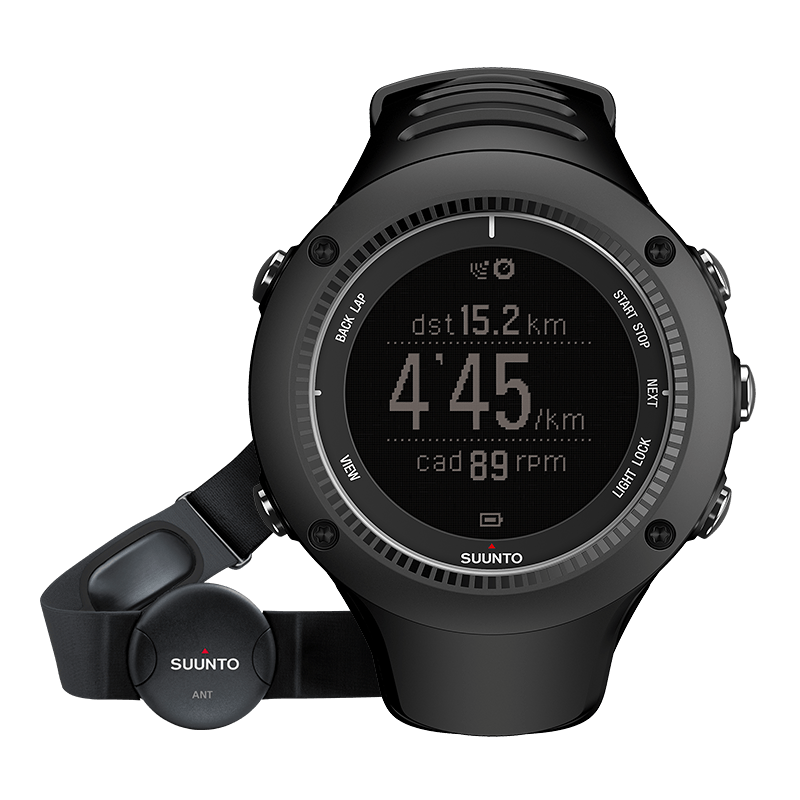 Suunto Ambit2 R (HR) Watch | Black